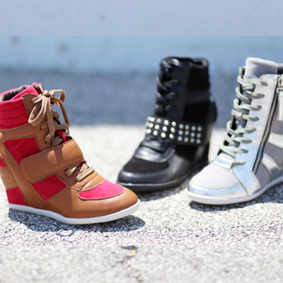 Wedge Sneakers Affordable  Cheap Isabel Marant