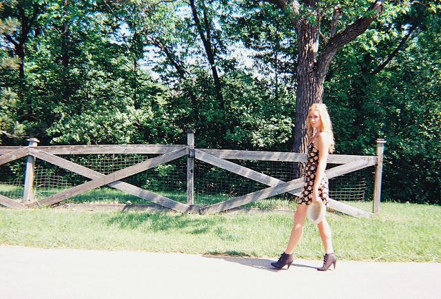 St. Louis Fashion Editorial STL Miss Ohio Vintage