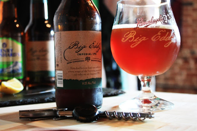 leinenkugel's big eddy ipa review