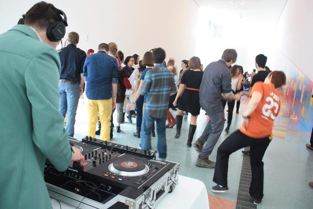projects | RESET at the pulitzer featuring lunch beat (grand center)