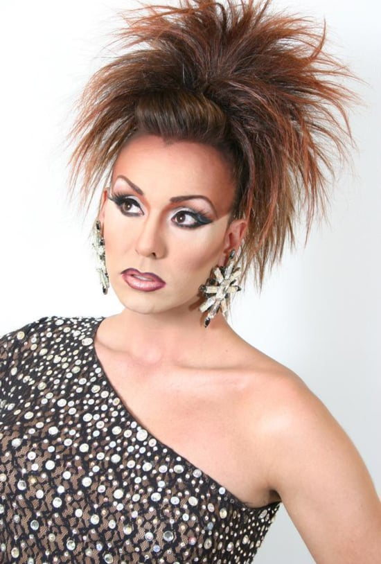 2008 miss gay florida america - crystle chambers