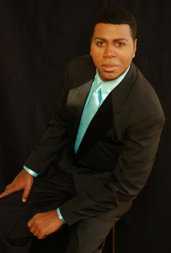 2012 mr. entertainer of the year - xavier cole