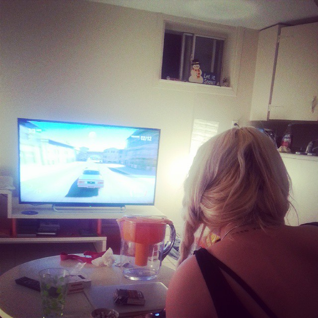 Gf winning championships in Forza Horizons for me... #lifecomplete
