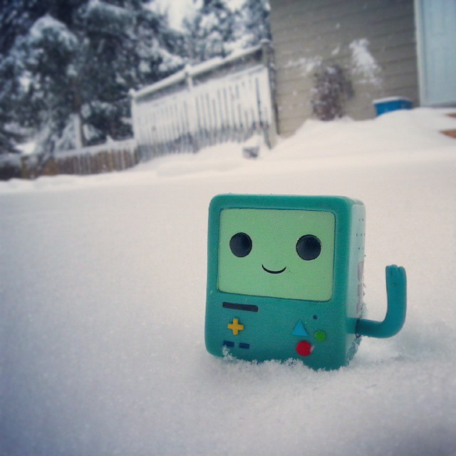 OH BEEMO! It's just like Australia isn't it!? :')