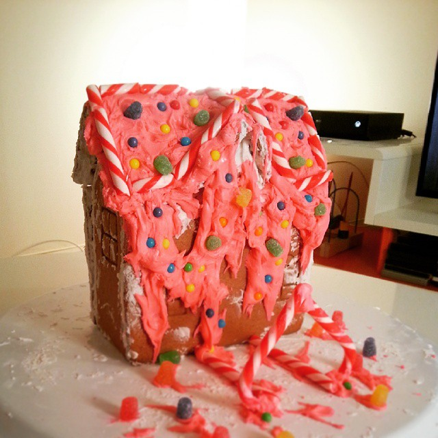 Welcome to the Sugar Rush mansion! ;) @carlajn