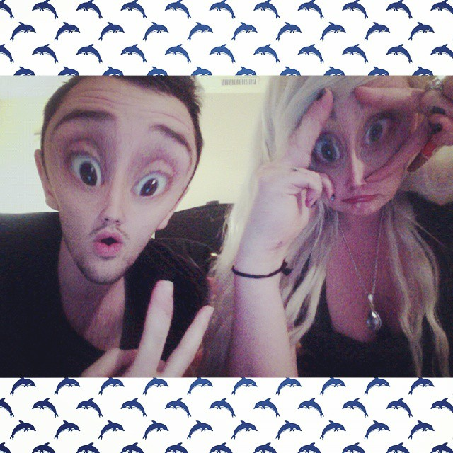 We're actually aliens hue hue hue! @carlajn :^D