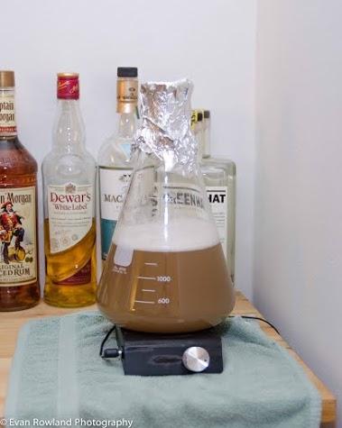 The Starter: Bock Beer yeast