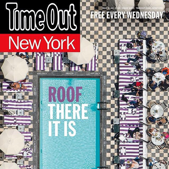 time out new york 1000th cover