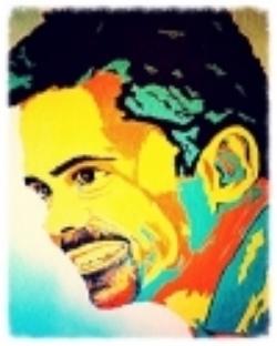 Art work by my dad, J. E. Somodi Jr.