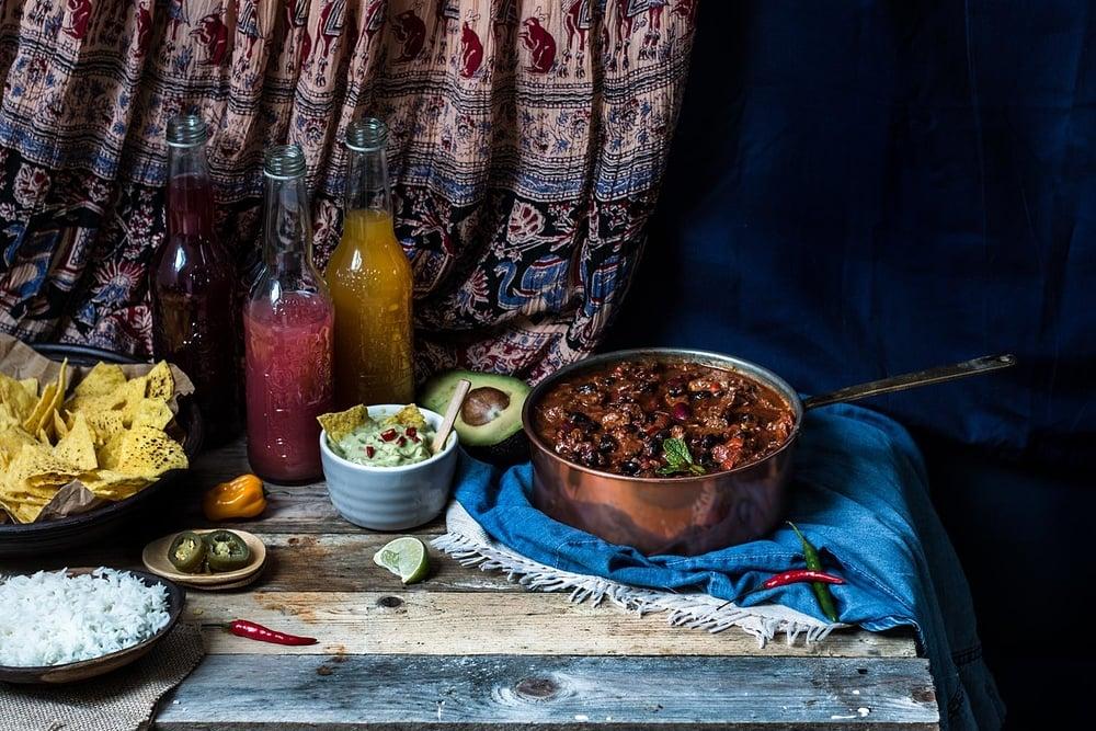 Chilli con carne by Laura Domingo
