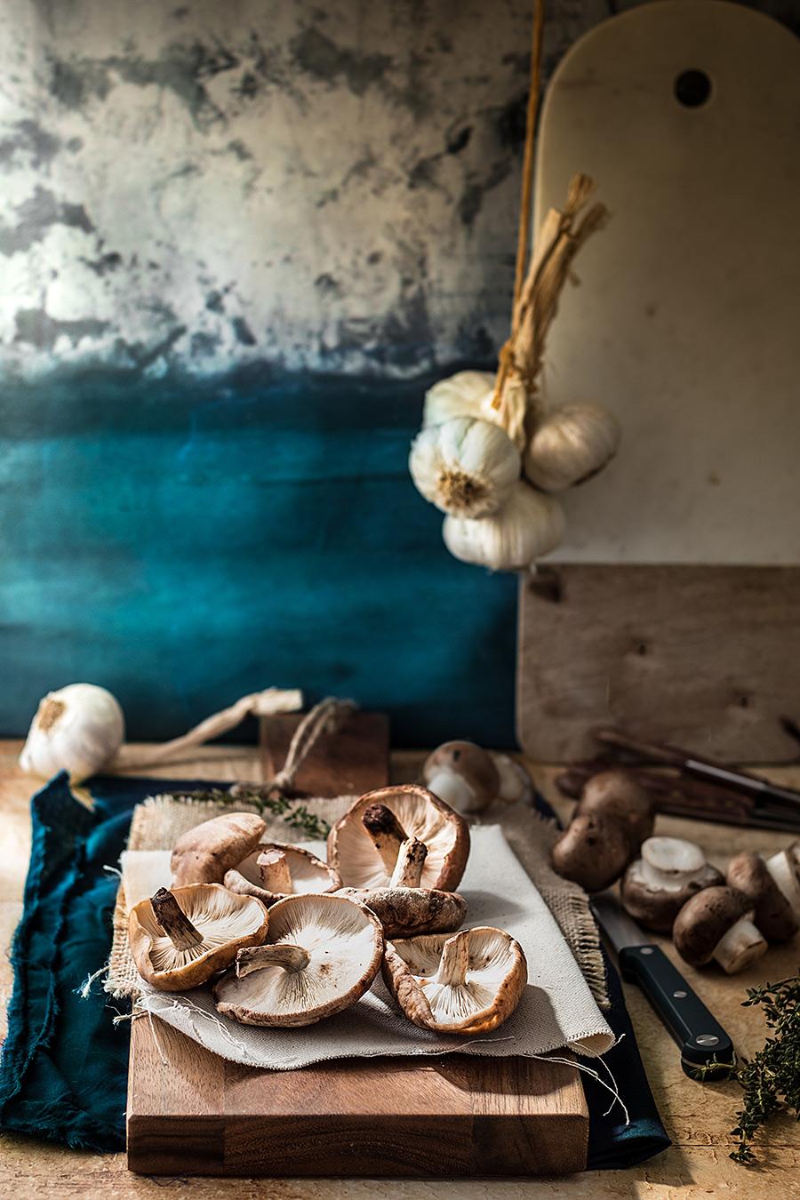 Mushrooms by Laura Domingo