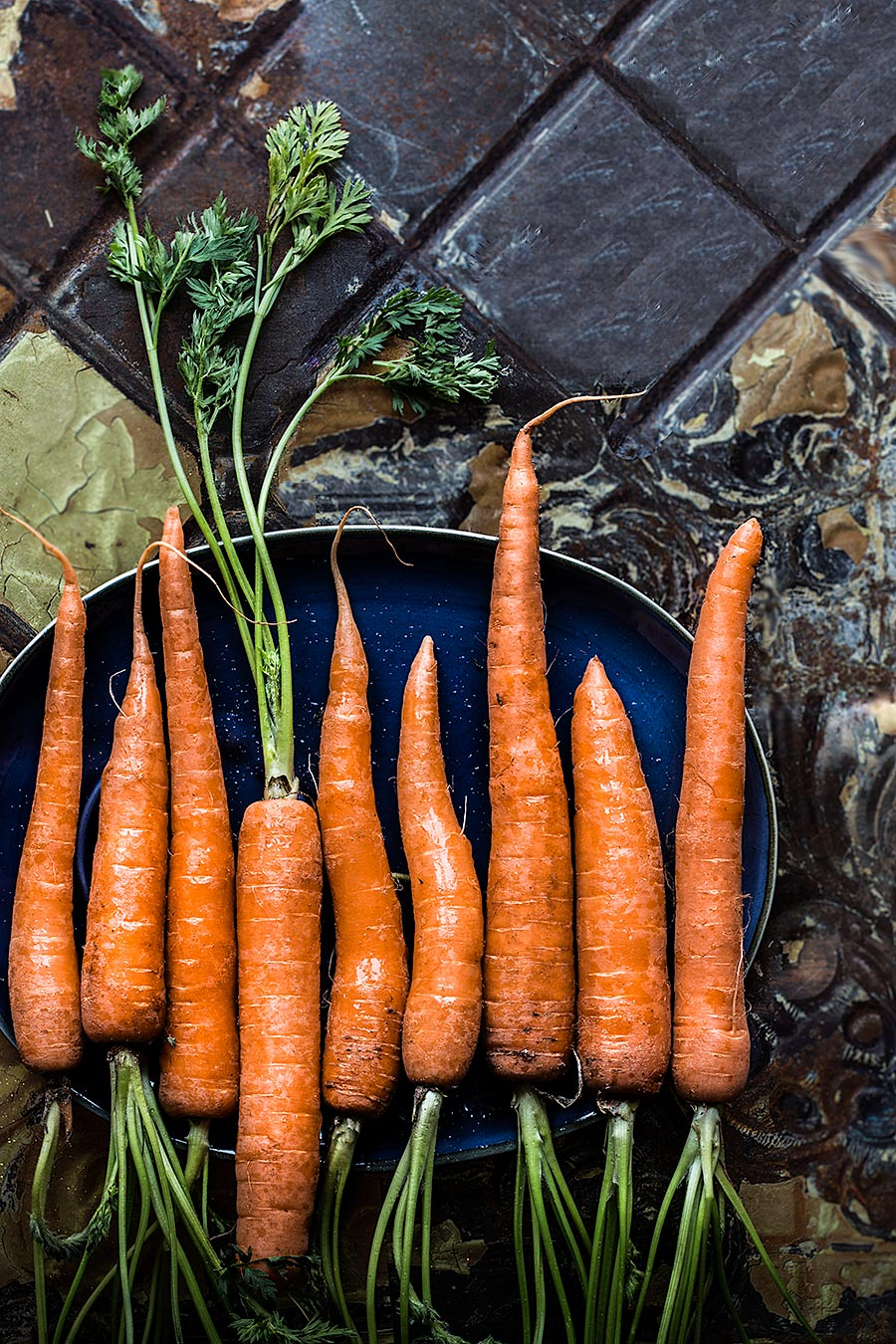 Carrots by Laura Domingo