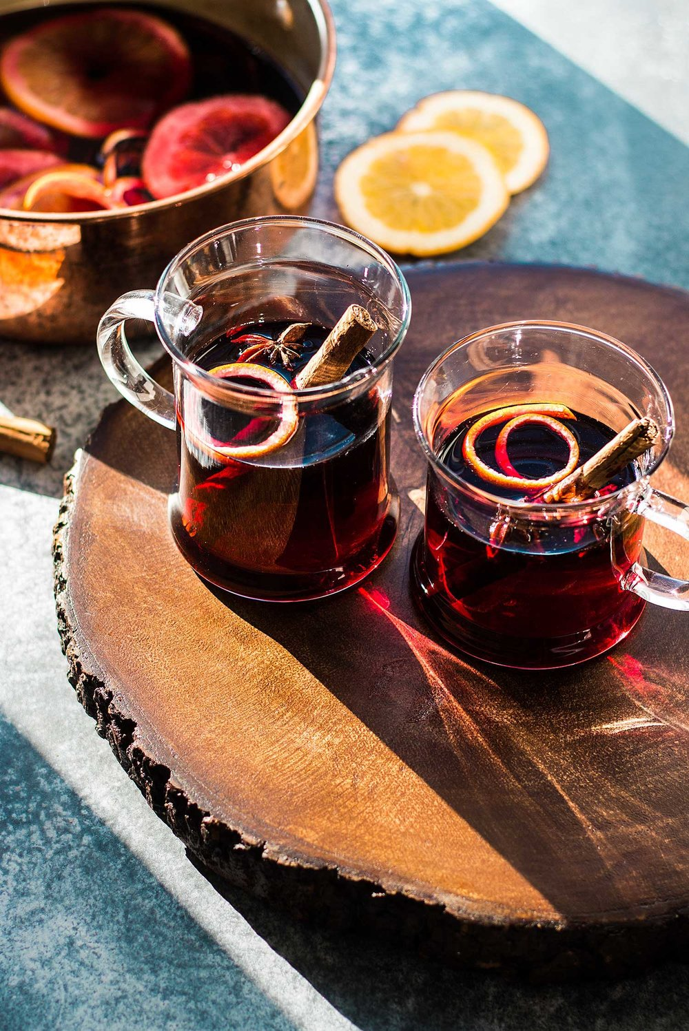 Mulled wine by Laura Domingo