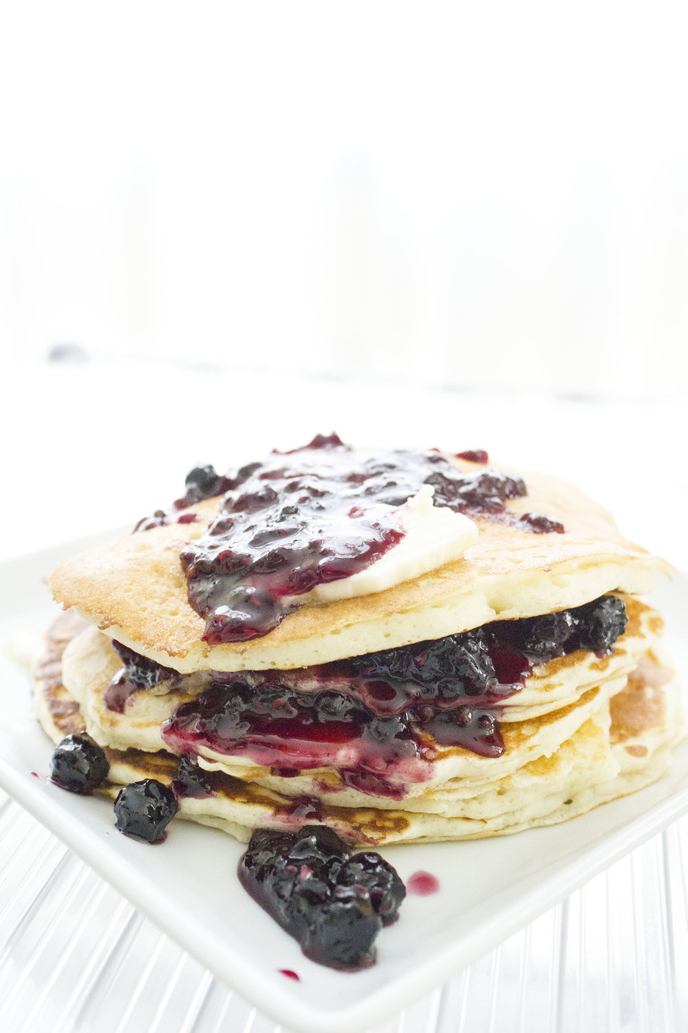 Fluffy VanillaPancakes - SHOP ALL | L.A. FARM GRL JAMS