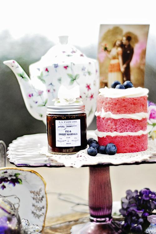 Fig & Sweet Marsala Jam
