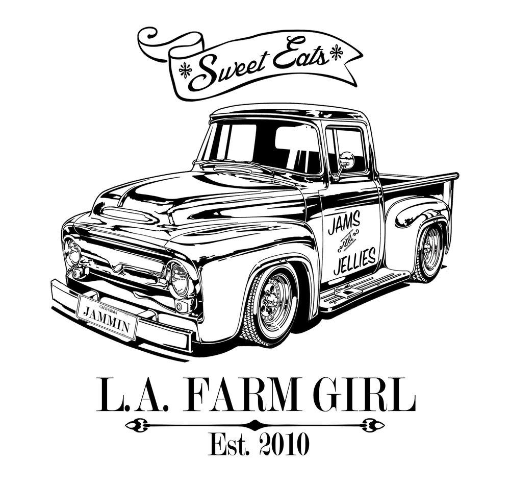 L.A. FARM GIRL JAMS & JELLIES