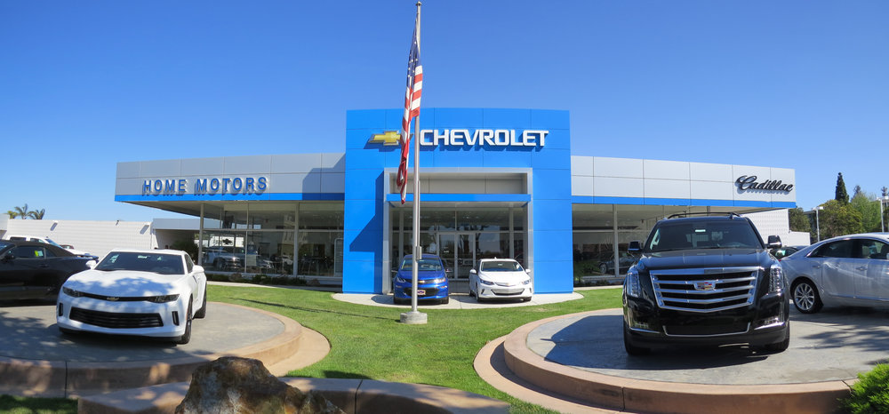 Home Motors Chevrolet