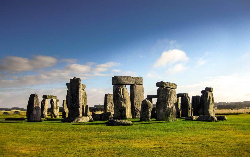 Stonehenge - Sabedoria Estelar