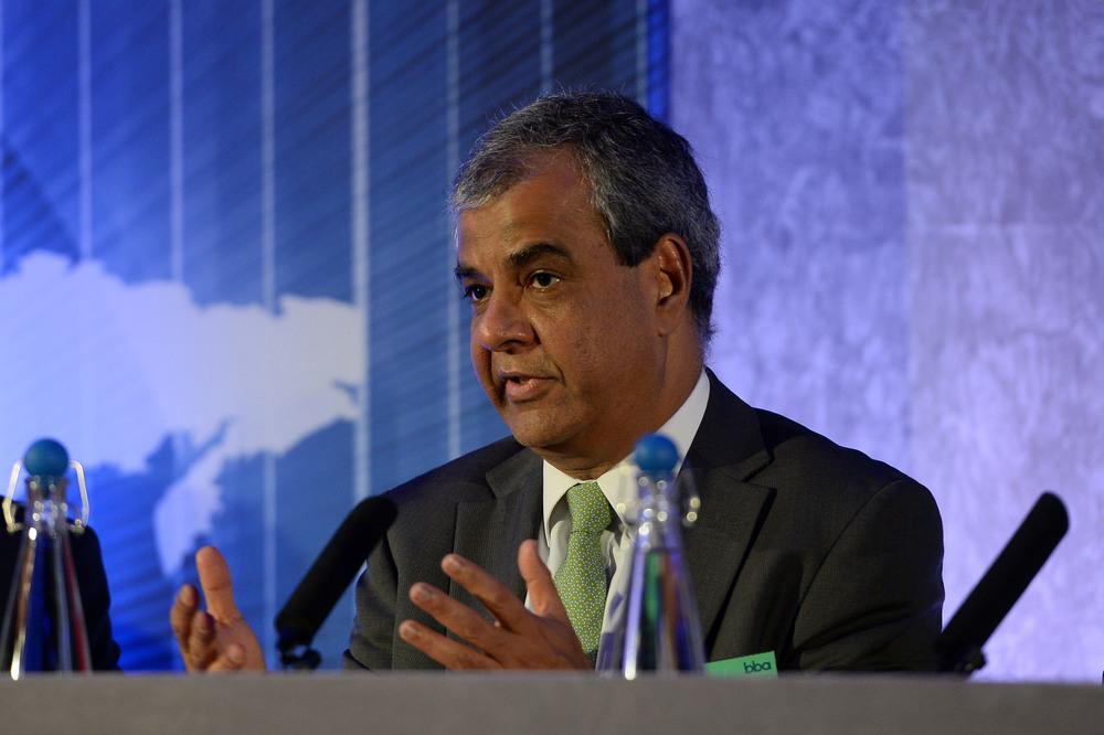 Ashok Vaswani, Barclays CEO