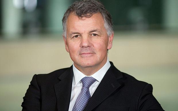 Phil Smith, CEO Cisco