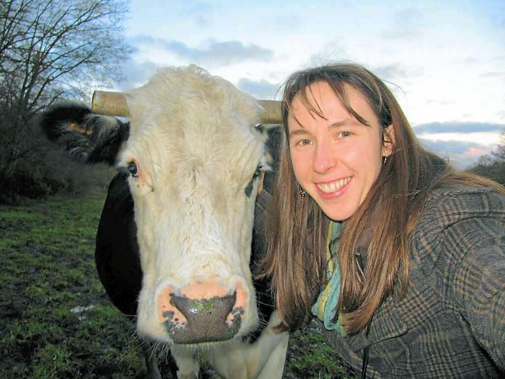 Charlotte Hollins, Fordhall Farm