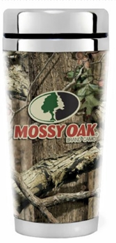 Mossy Oak® Stainless Travel Mug