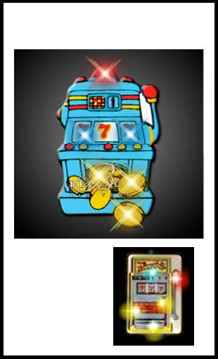 2. Light-up celluloid button