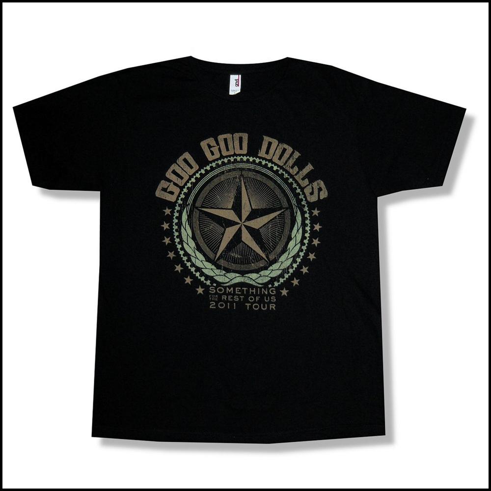 Short Sleeve Concert Shirts