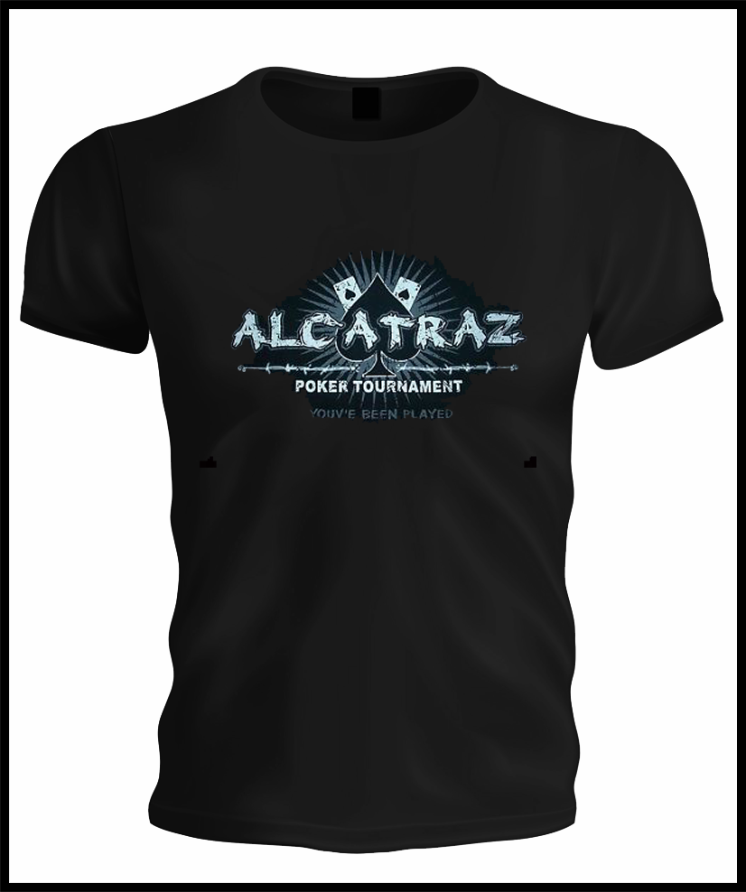 Poker Tournament Shirts