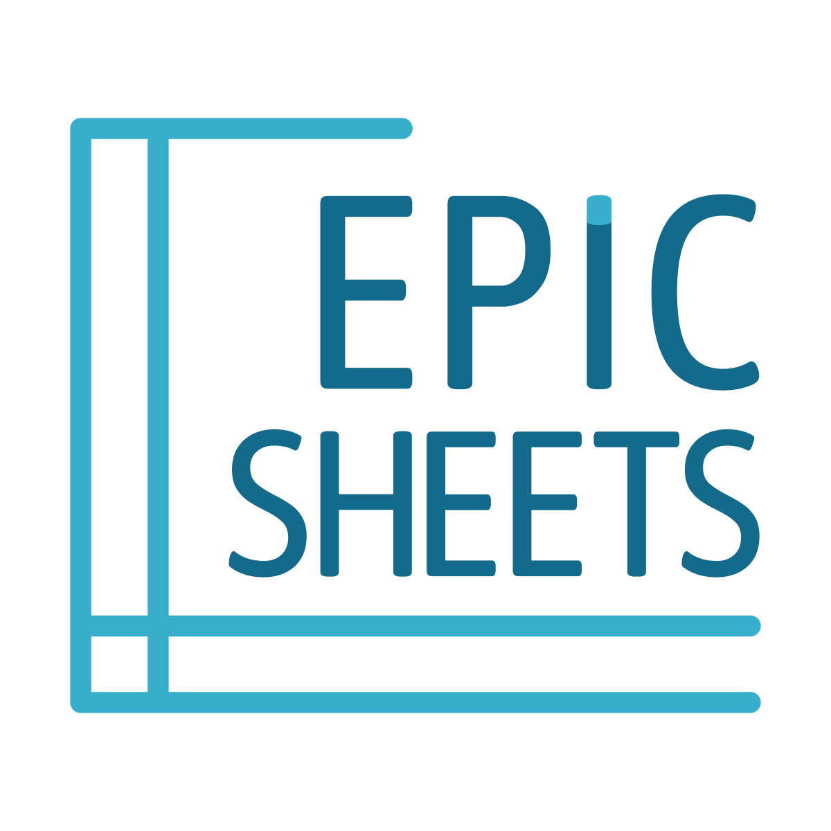 Epic Sheets