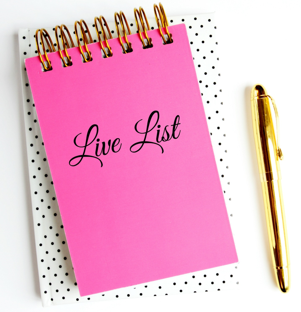 My_Live_List_aka_Bucket_List