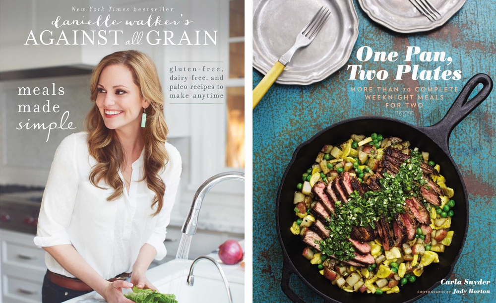 Cookbook Review, Meals Made Simple and One Pan, Two Plates // brianakapper.com