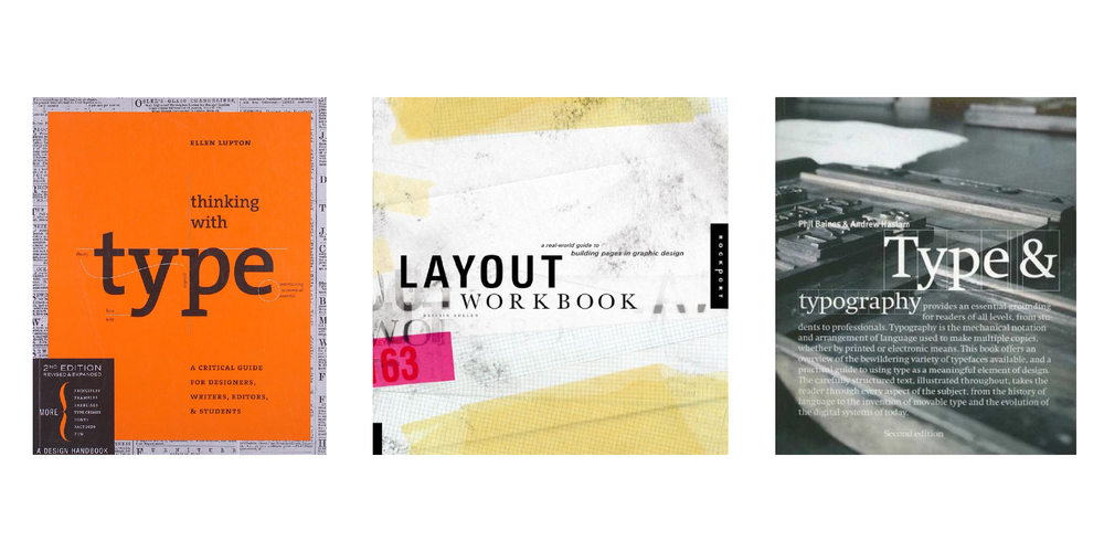 A Designer's Bookshelf // 9 books to read if you're a graphic designer