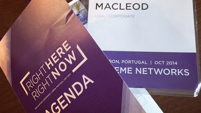 EMEA Partner Conference Collateral