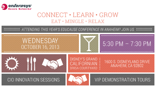Educause: VIP Email Invite