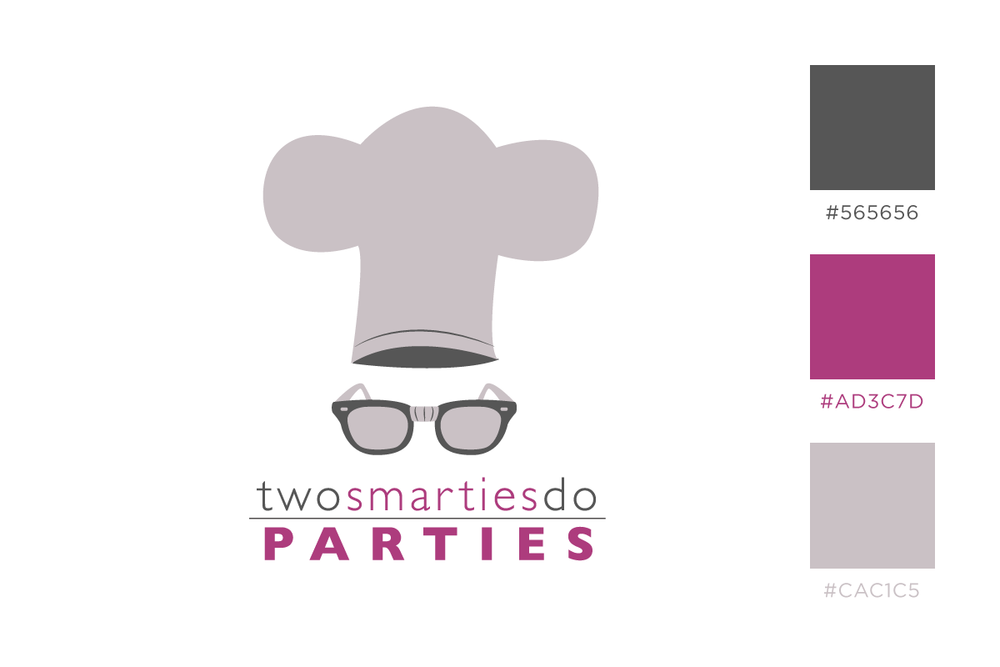 Two Smarties Do  Parties – Mom and daughter catering service.