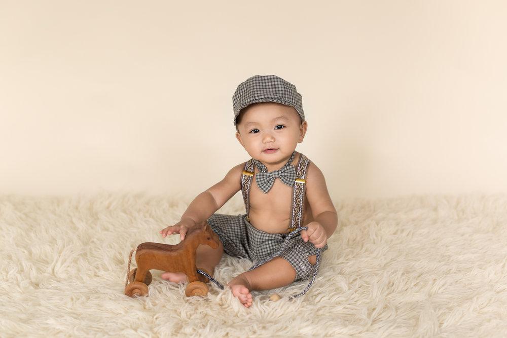Baby photographer.