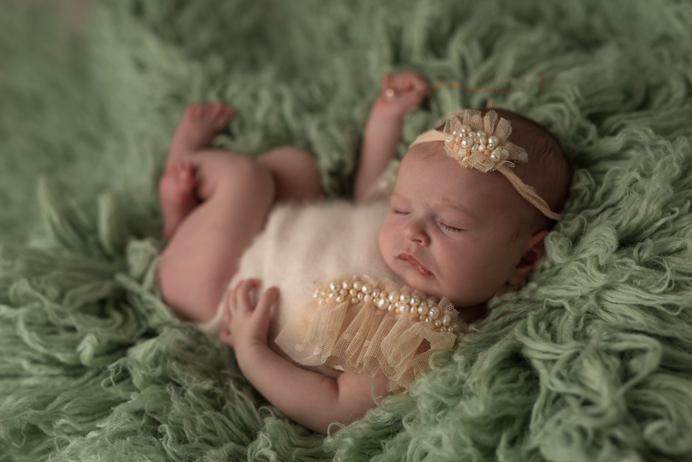 Los Angeles Fine Art Newborn Baby photography