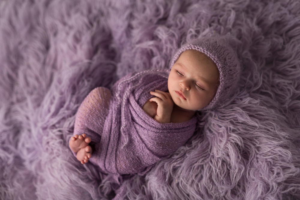 Los Angeles Newborn Photographer.