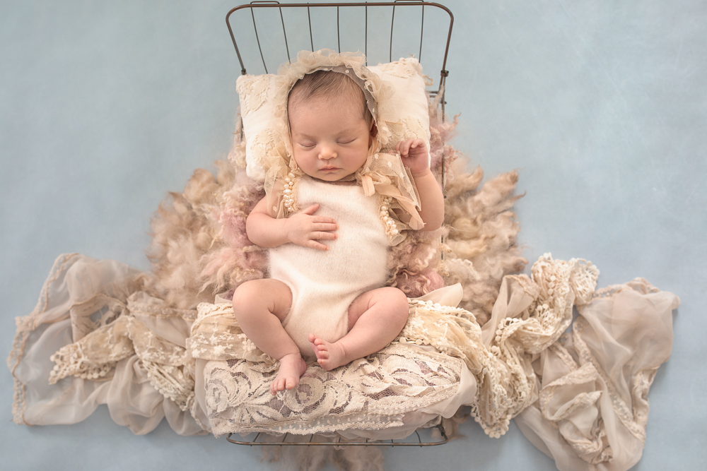 Los Angeles Fine Art Baby Photography