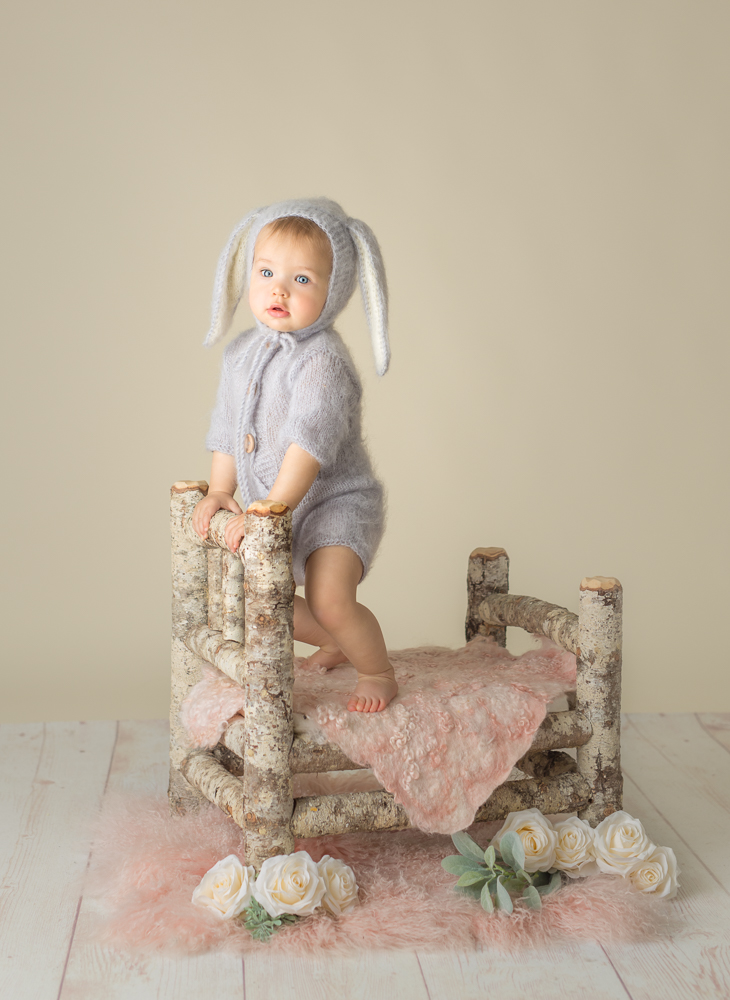 Los Ange;les Based Fine Art baby Photography