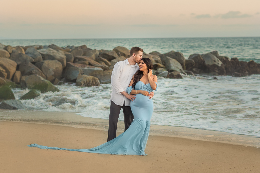 Beautiful fine Art Maternity Session