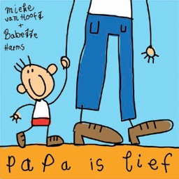 Papa is lief