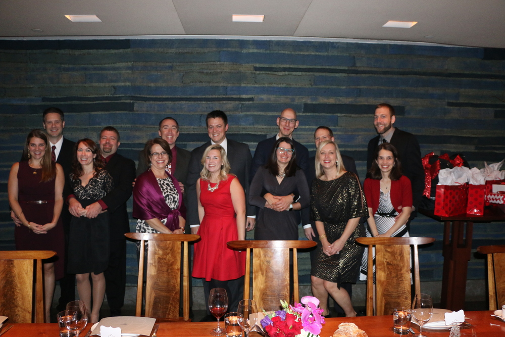 Holiday Party - December 2015