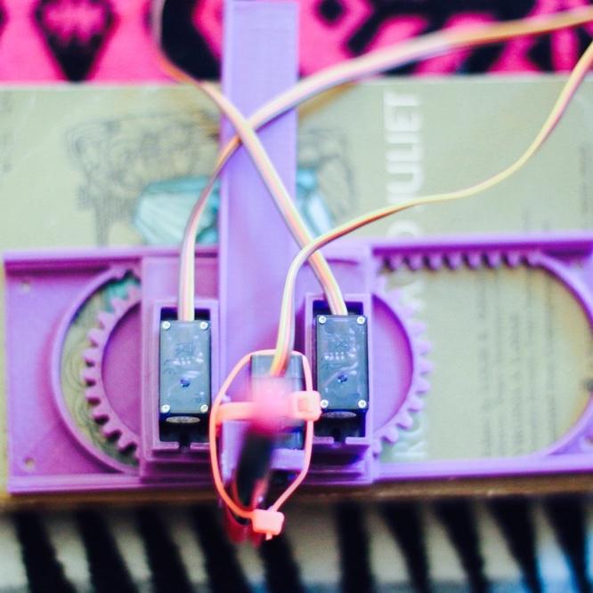 DRAWBOT /ELECTRONICS PROTOTYPE