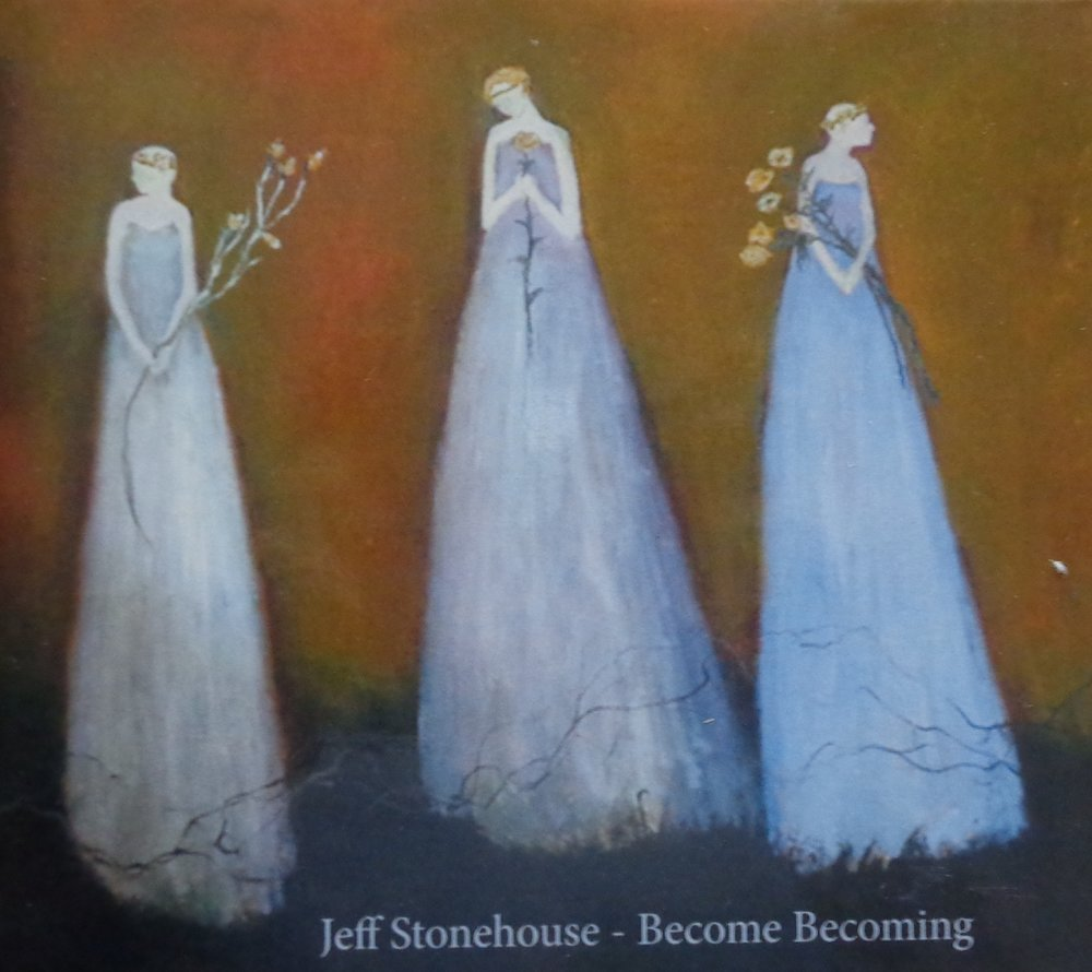 CD cover art, Become, Becoming