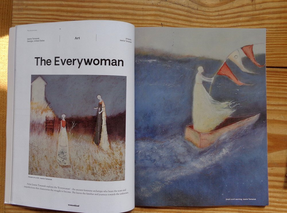 The Everywoman article from Womankind