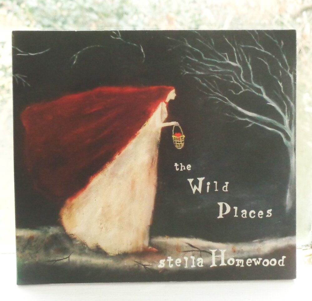 CD Cover Art for the Wild Places, Stella Homewood