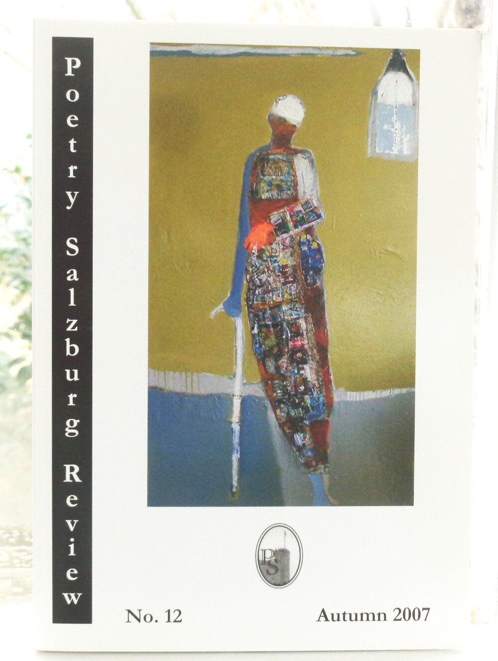 """""""My Sister's Keeper"""", Cover Art for Poetry Salzburg"""