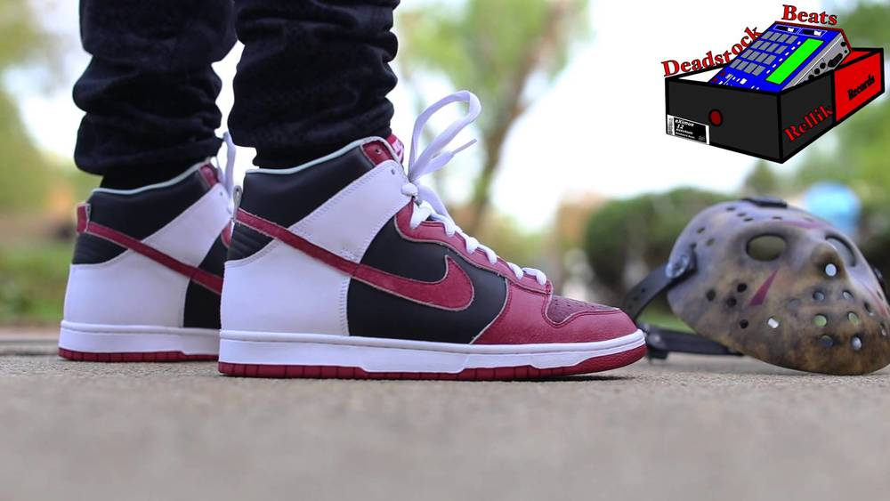 "Nike SB High ""Jason Voorhees"""